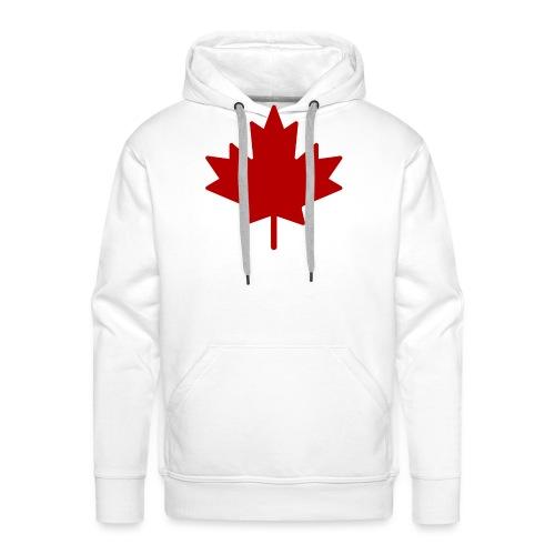 Make Canada Baked Again Mouse pad - Men's Premium Hoodie