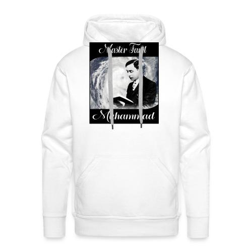 Master Fard Muhammad Hurricane Classic - Men's Premium Hoodie