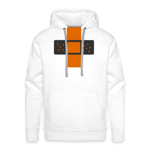bloggingaid-icon - Men's Premium Hoodie