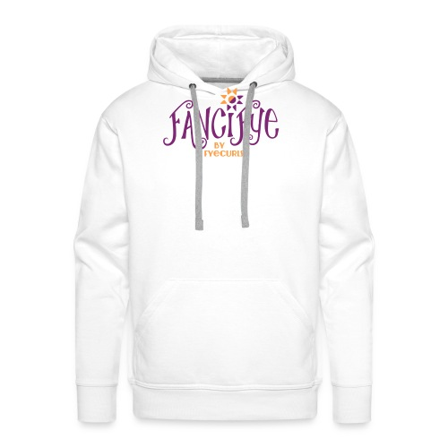 FanciFyeLogo - Men's Premium Hoodie