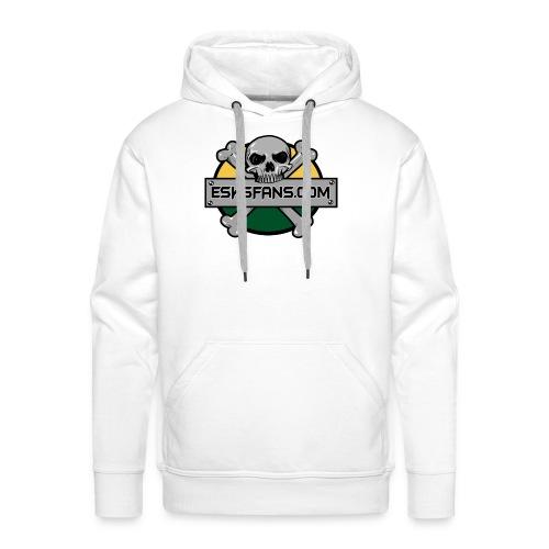 esksfans logo - Men's Premium Hoodie