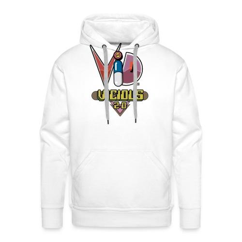 VICIOUS STREET WARE: ViD VICIOUS 2.O [TM] - Men's Premium Hoodie