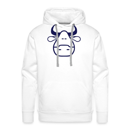 cowheadfill - Men's Premium Hoodie