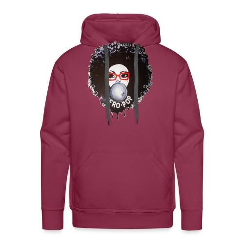 Afro pop_ - Men's Premium Hoodie