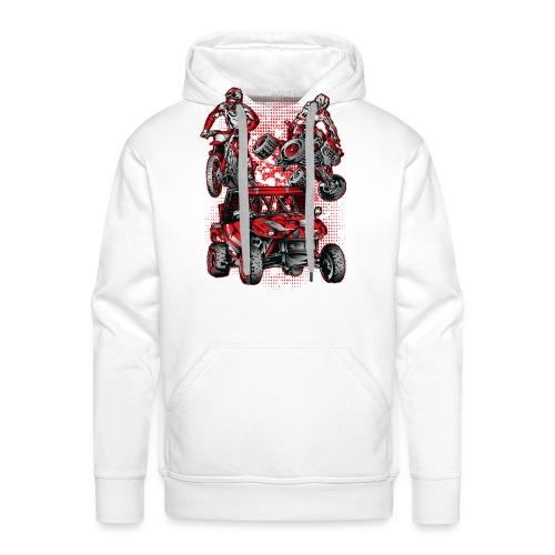 Extreme Stunts Motorsports - Men's Premium Hoodie