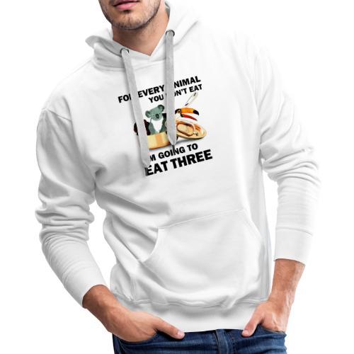 Every Animal Maddox T-Shirts - Men's Premium Hoodie