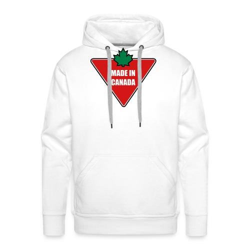 Made in Canada Tire - Men's Premium Hoodie