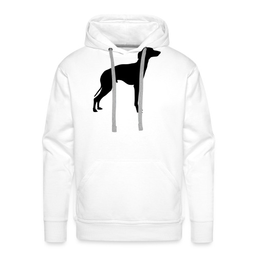 Italian Greyhound - Men's Premium Hoodie