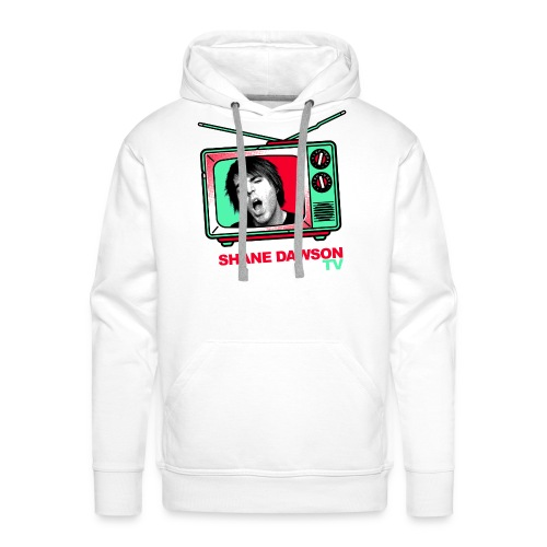 dawsontv for black shirts Shane Dawson - Men's Premium Hoodie