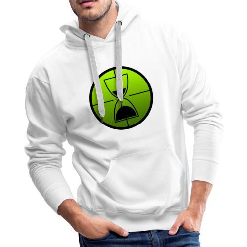 TimeShot Emblem - Men's Premium Hoodie