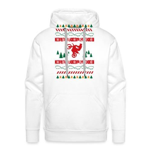 Ugly Christmas Sweater MX - Men's Premium Hoodie