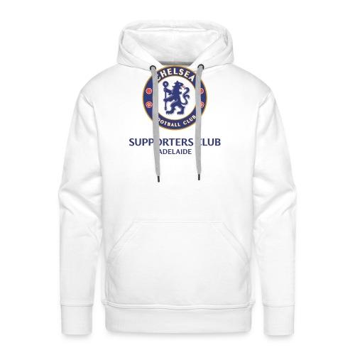 Adelaide Chelsea - Blue - Men's Premium Hoodie