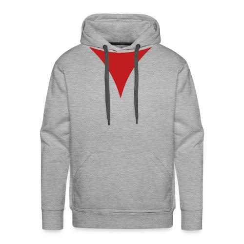 SWTOR Dark Side Points 1-Color - Men's Premium Hoodie
