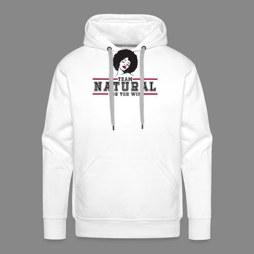 Team Natural FTW - Men's Premium Hoodie