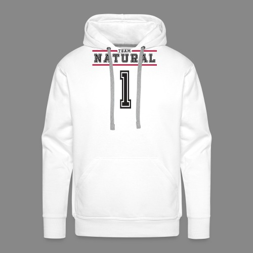 Team Natural 1 - Men's Premium Hoodie
