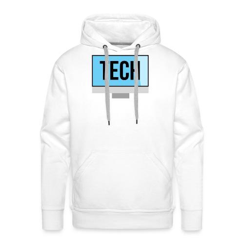Tech - Men's Premium Hoodie