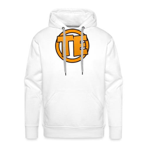 TechElement Logo Official - Men's Premium Hoodie