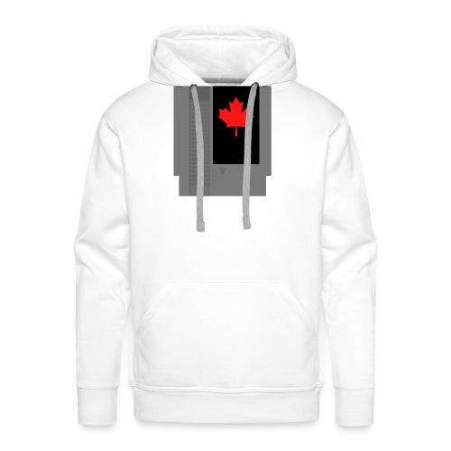 TheRetroCanadian Button (5-Pack) - Men's Premium Hoodie