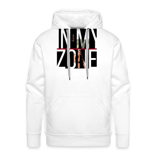 In The Zone - Men's Premium Hoodie