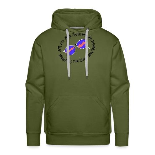 oie_transparent_-1- - Men's Premium Hoodie