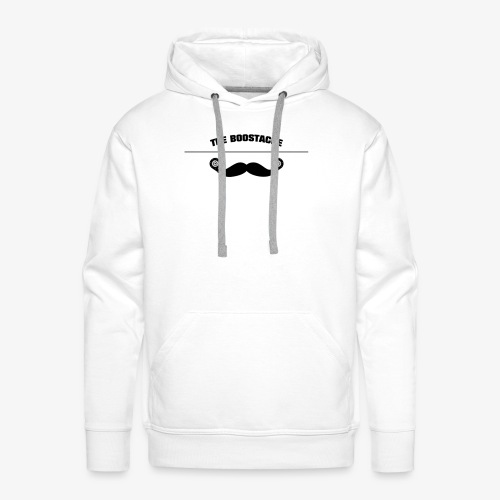 the boostage - Men's Premium Hoodie