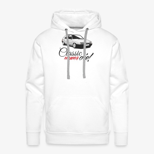 Favorit classic newer die - Men's Premium Hoodie