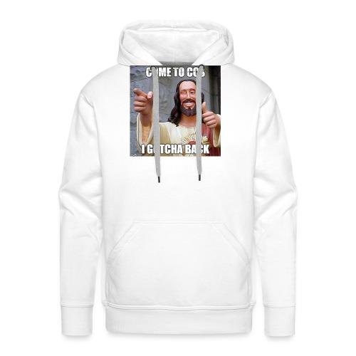 CHCCS memes design 1 - Men's Premium Hoodie