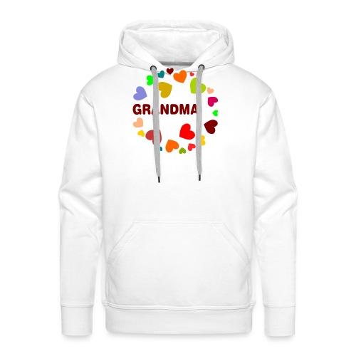 Grandma - Men's Premium Hoodie