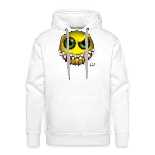Smilez (Silly Facez) - Men's Premium Hoodie