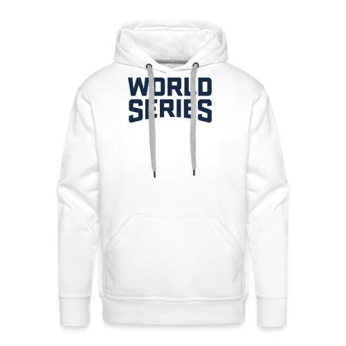 World series - Men's Premium Hoodie