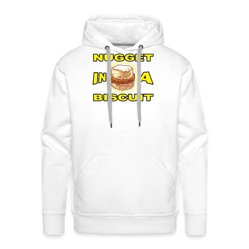 NUGGET in a BISCUIT!! - Men's Premium Hoodie