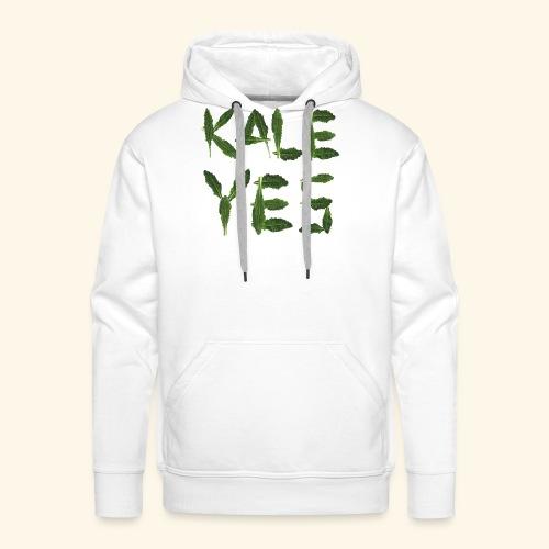 KaleYes Hell Yes - Men's Premium Hoodie