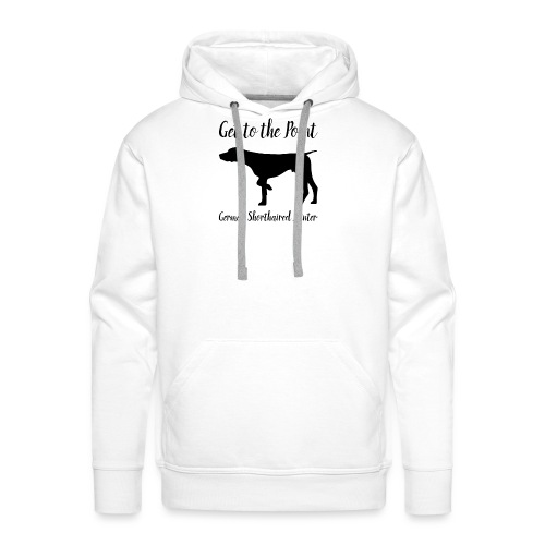 GSP. Get to the Point. - Men's Premium Hoodie