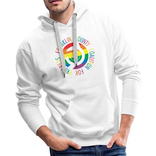 FCCP logo Pride - Men's Premium Hoodie
