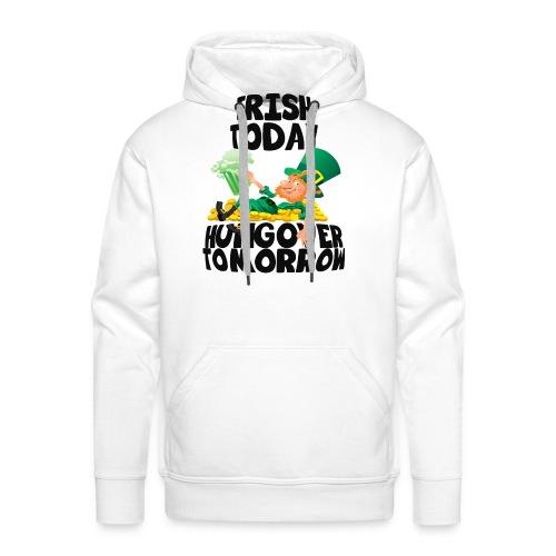 St Patrick's Day Irish Shirt - Men's Premium Hoodie