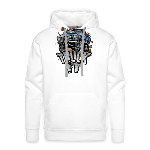 Truck It - Men's Premium Hoodie