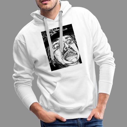 Disgusted - Men's Premium Hoodie
