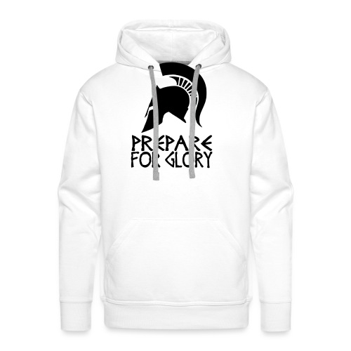 Sparta Prepare For Glory - Men's Premium Hoodie