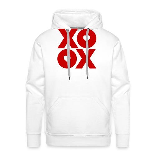 Valentine's Day XOXO - Men's Premium Hoodie