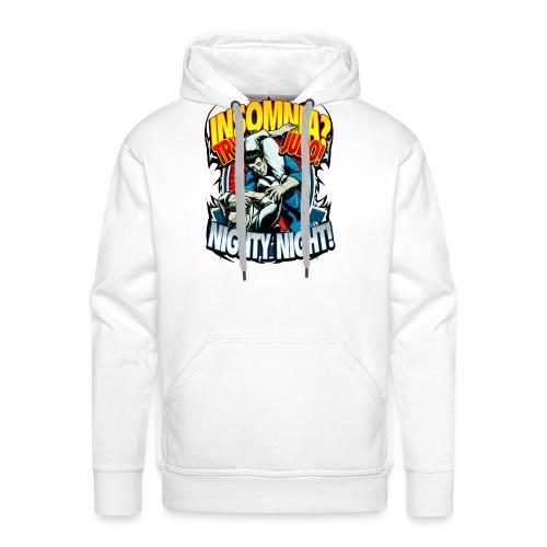 Insomnia Judo Design - Men's Premium Hoodie