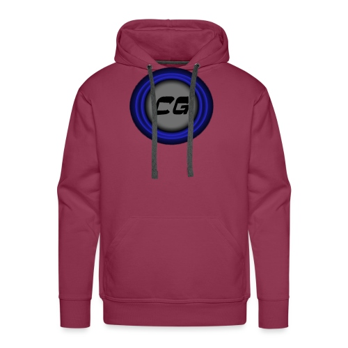 Clostyu Gaming Merch - Men's Premium Hoodie
