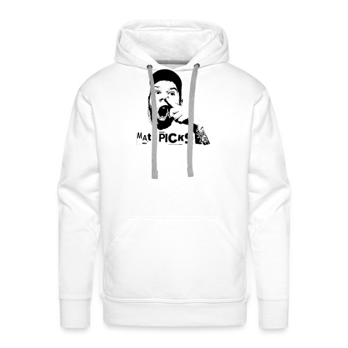 Matt Picks Shirt - Men's Premium Hoodie