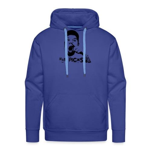 Matt Picks Shirt - Men's Premium Hoodie