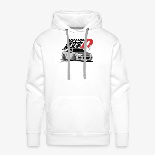 Initial-D Fall Collection: R34 - Men's Premium Hoodie