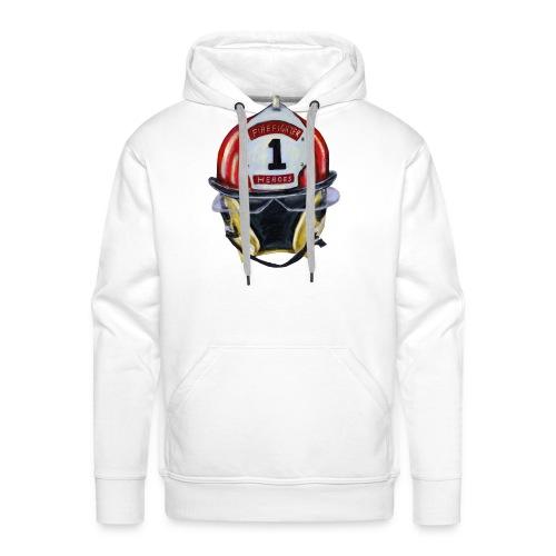 Firefighter - Men's Premium Hoodie