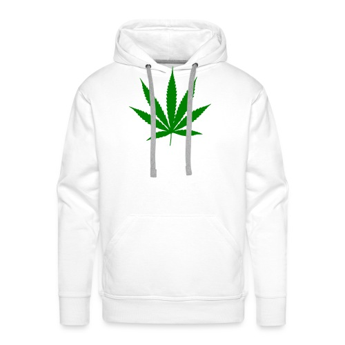 weed-symbol-png-2000px-Cannabis_leaf.svg.png - Men's Premium Hoodie
