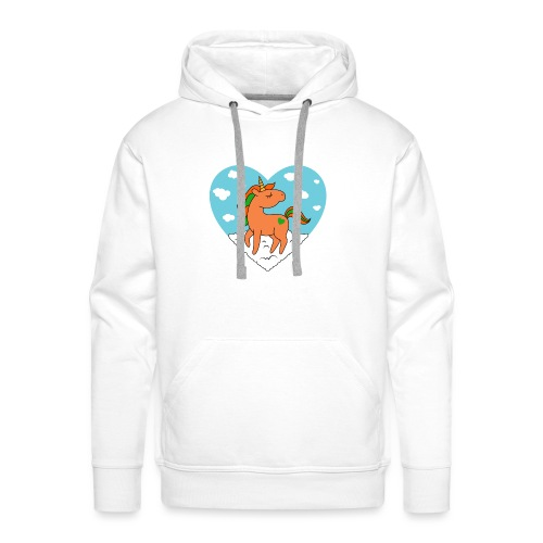 Unicorn Love - Men's Premium Hoodie