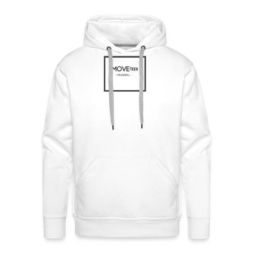 MOVETees -original- - Men's Premium Hoodie