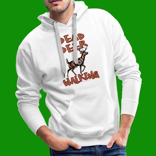 Dead Deer Walking - Men's Premium Hoodie