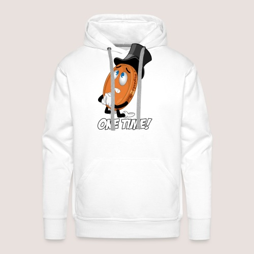 THE ONE TIME PENNY - Men's Premium Hoodie